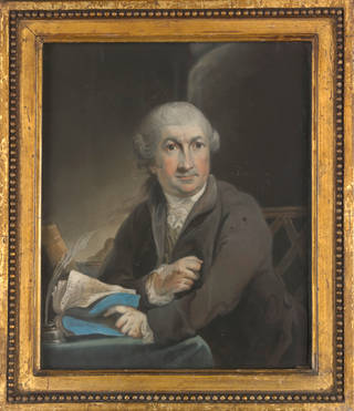 Portrait of David Garrick, unknown maker, 19th century, Britain. Museum no. S.120-1997. © Victoria and Albert Museum, London