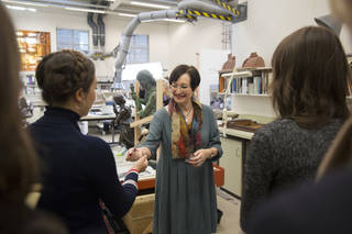 Behind the Scenes Tours of the Conservation Studios  photo