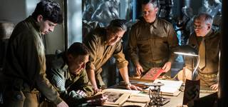 Dinner and a Movie: The Monuments Men photo