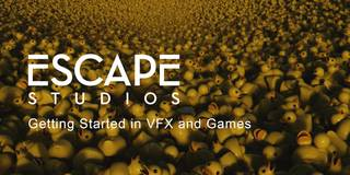 CreateInsights: Animation with Escape Studios  photo