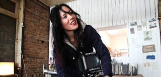 Gayle Chong Kwan, Capturing Motion, Photography Residency Open Studios  photo