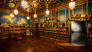Filthy Lucre: Whistler's Peacock Room Reimagined photo