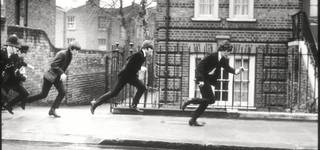 Dinner and a Movie: A Hard Day's Night photo