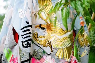 Drop-in Design: Reimagining Kimono  photo
