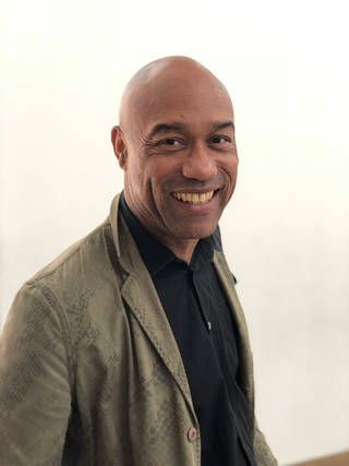 Dr Gus Casely-Hayford, Director of V&A East. © Victoria and Albert Museum, London