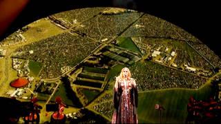 Adele at Glastonbury, 2016. Image: Es Devlin