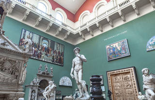 The Weston Cast Court, V&A. © Victoria and Albert Museum, London