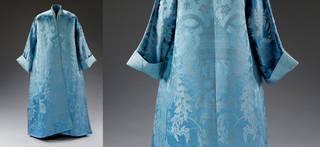 Robe de chambre, 1690 – 1720, Europe. Museum no. T.31-2012. © Victoria and Albert Museum, London