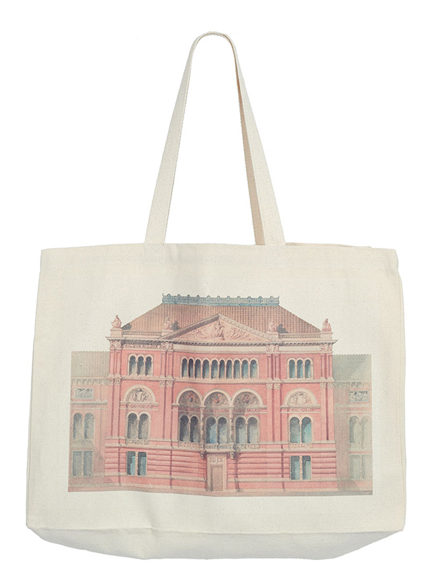 V&A tote bag