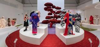 Online Curator Talk: Kimono: Kyoto to Catwalk photo