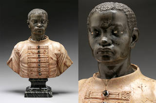 'A Black Youth' or Bust of a Young Man