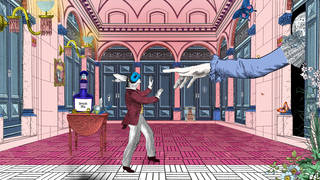 V&A · Curious Alice: the VR experience