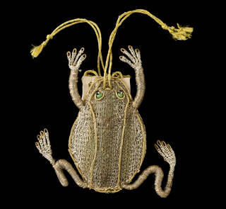 Frog Purse. © Ashmolean Museum, University of Oxford