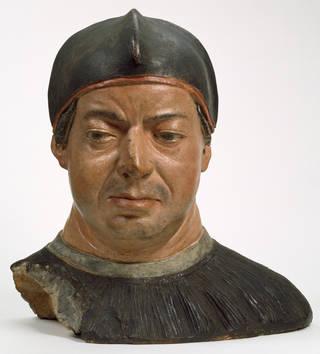 Bust of Cardinal Giovanni de' Medici