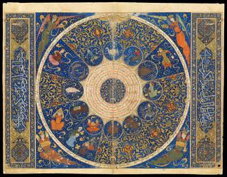 Horoscope of Iskandar Sultan