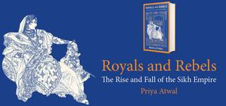 Online Talk: Royals and Rebels: The Rise and Fall of the Sikh Empire photo