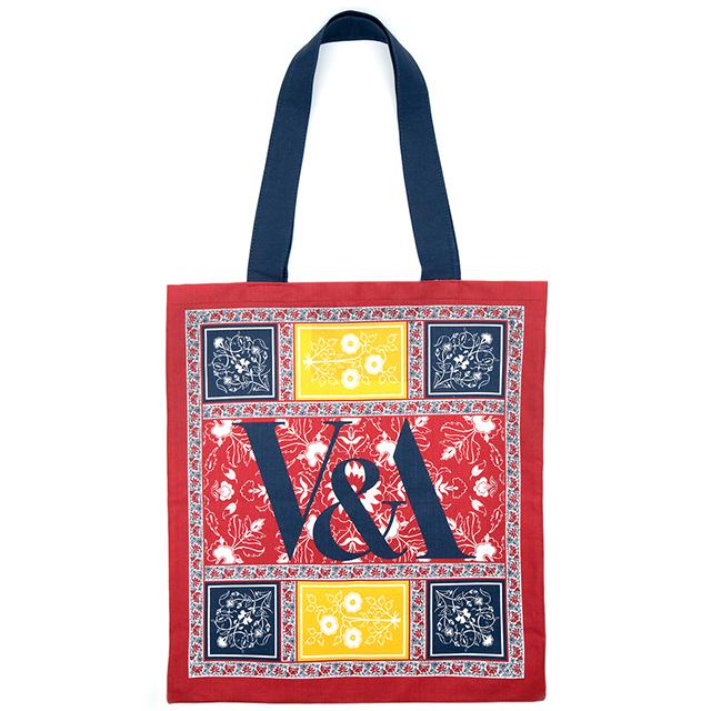 Epic Iran exhibition tote bag