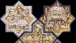 Contemporary Ceramic Art from the Middle East photo