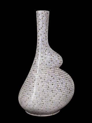 'Pregnant Spiral', by Elif Uras