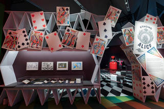 Gallery view of playing cards scenery