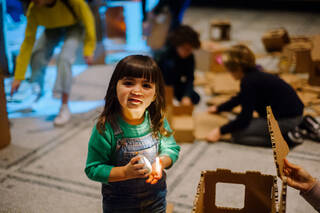 Early Years Digital Makerspaces: Down the Rabbit Hole  photo