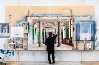 Perfect Spaces: Paintings by Ben Johnson photo