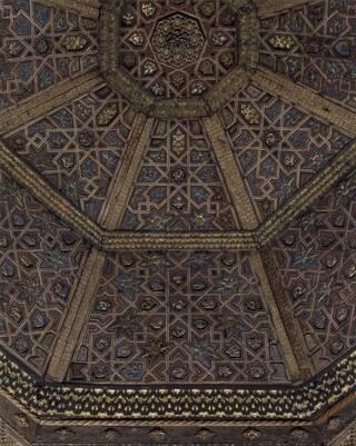 Crafting Medieval Spain: the Torrijos Ceiling in the Global Museum photo