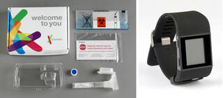 Personal Genome Service. Fitbit Surge
