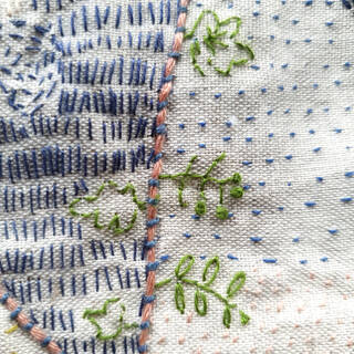 In Practice: Mapping a Nature Walk in Stitch  photo