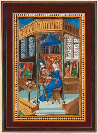 manuscript cutting