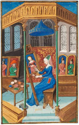 Irene, from Giovanni Boccaccio