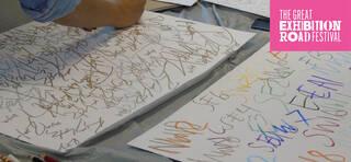 Caligraffiti Workshop photo