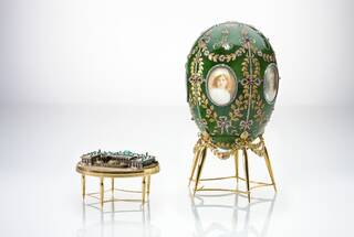 Members' Preview: Fabergé: Romance to Revolution photo