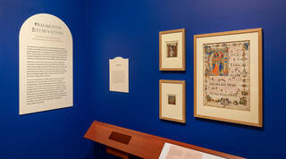 Fragmented Illuminations: Medieval and Renaissance Manuscript Cuttings at the V&A
