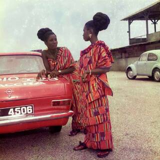 Fashion, Race and Colour Photography: James Barnor in Conversation photo