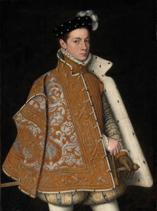 Portrait of a 16th-century Prince