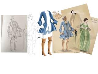 Online Workshop: iPad Costume Design  photo