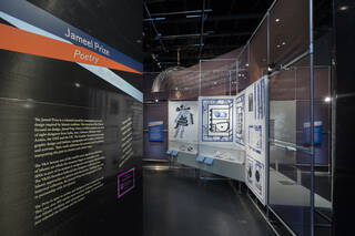 Jameel Prize: From Poetry to Politics - Touch Tour for Visually Impaired photo